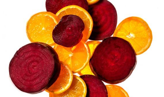 Beet + Tangerine